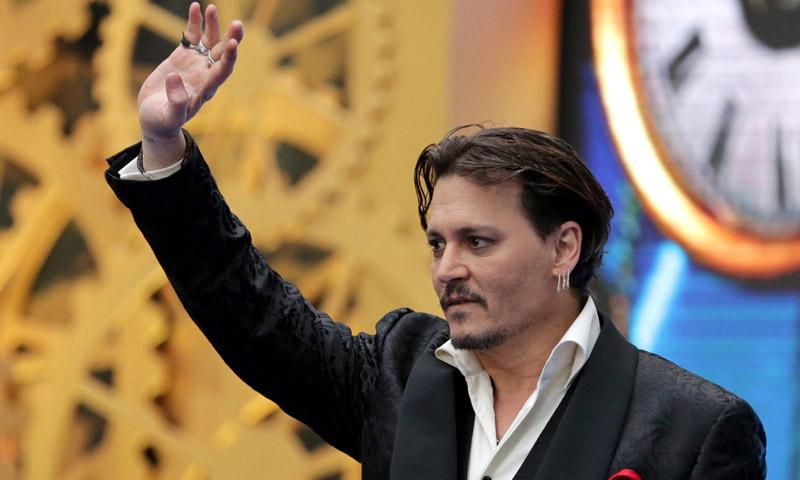 Los amigos de Johnny Depp: 'Amber Heard es mejor actriz de lo que pensábamos'