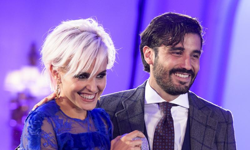 Verónica Echegui, a Álex García: 'Enamorarme una y otra vez de ti es un regalo que me ha hecho esta profesión'
