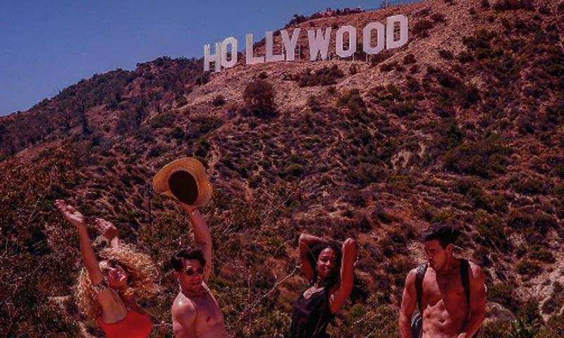Mario Casas y Berta Vázquez, próxima parada... ¡Hollywood!