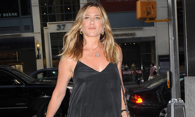 El 'no embarazo' de Jennifer Aniston