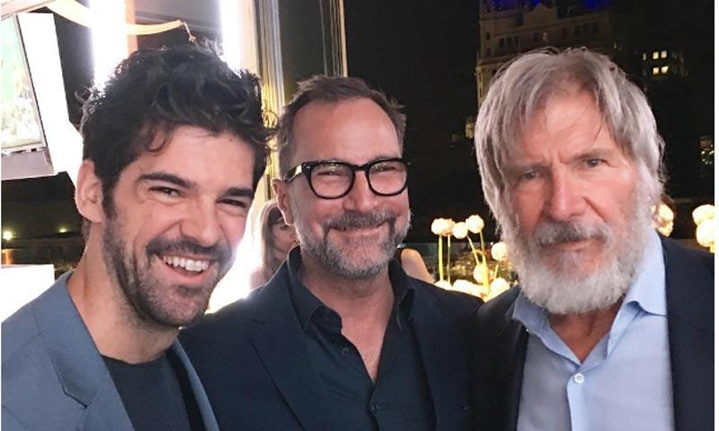 ¡Toma nota! Estos son los lugares que ha visitado Harrison Ford en su escapada a España