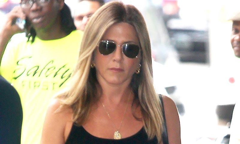Jennifer Aniston: 'No estoy embarazada, estoy harta'