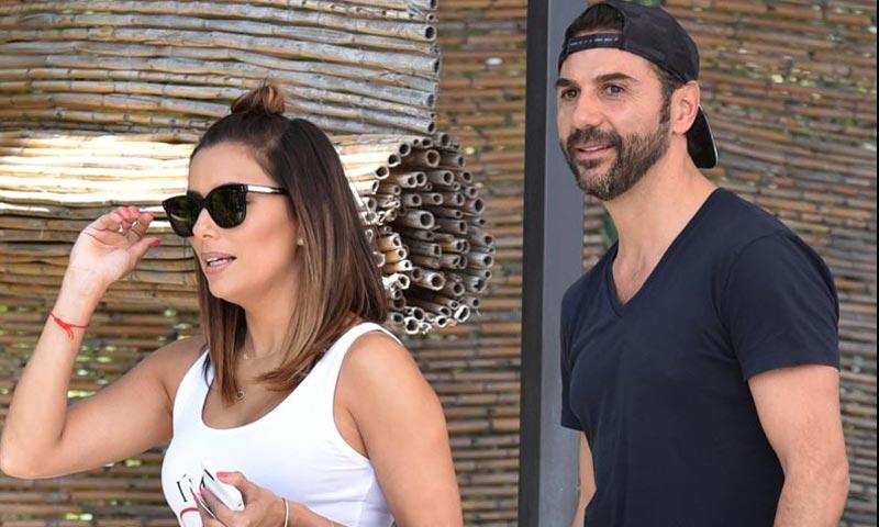 Eva Longoria llega a España como Sra. de Bastón dispuesta a brillar en Marbella e Ibiza