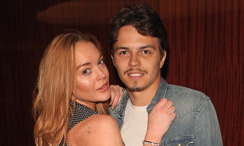 Lindsay Lohan rompe con su novio y pide perdón por denunciarle públicamente