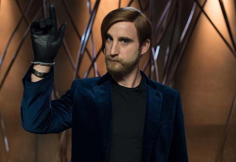 El nuevo 'look' de Dani Rovira... por exigencias del guión, claro