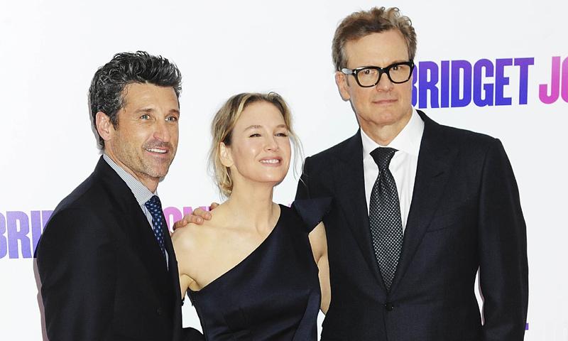 ¡Bienvenida Bridget Jones! Una sexy Renée Zellweger vuelve a estar entre dos amores, pero ella sólo tiene ojos para uno