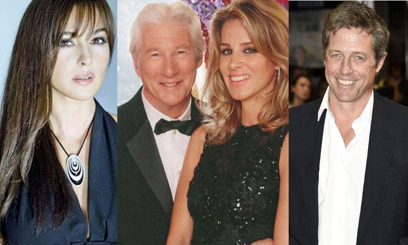 San Sebastián se viste de gala para recibir a Richard Gere, Hugh Grant y Monica Bellucci