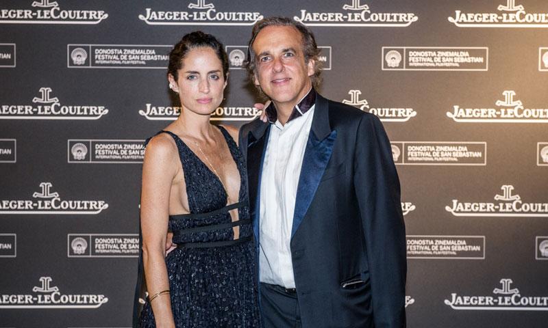 Carolina Adriana Herrera, Paco Arango y la firma Jaeger-LeCoultre unen sus esfuerzos en el Festival de San Sebastián