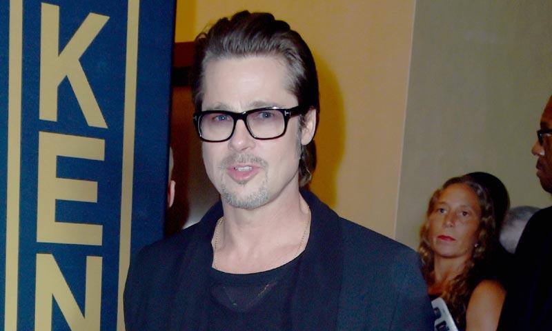 Brad Pitt contraataca: 'Estoy muy triste'