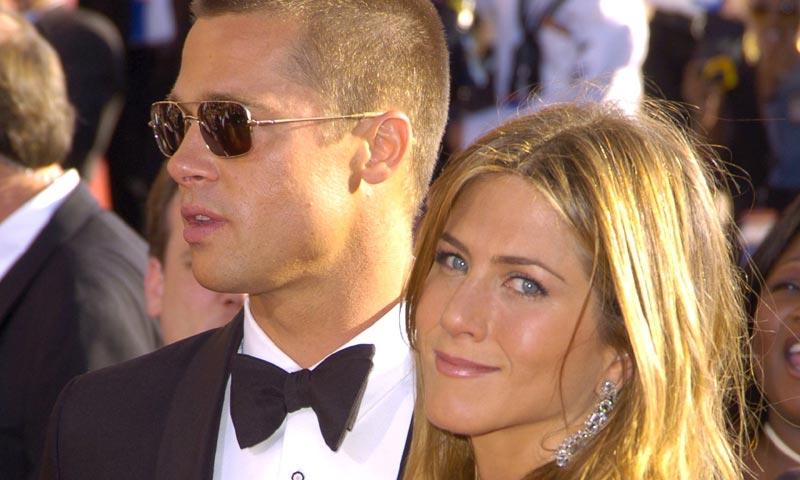 Protagonista involuntaria de la ruptura de Brad y Angelina: la 'alegría' de Jennifer Aniston inunda las redes en divertidos montajes