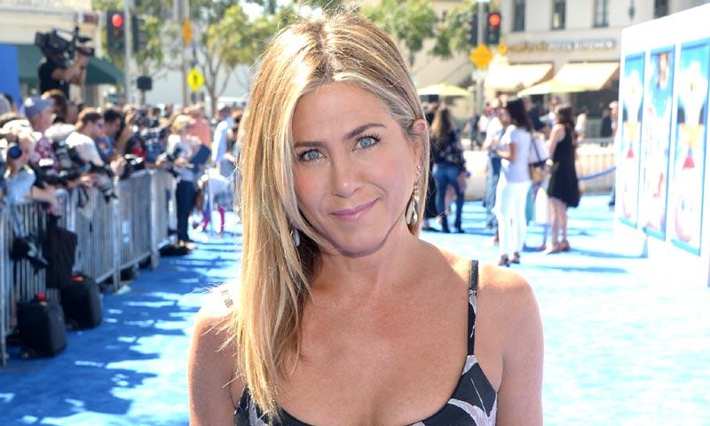Jennifer Aniston se aleja del revuelo causado por la separación de su ex Brad Pitt