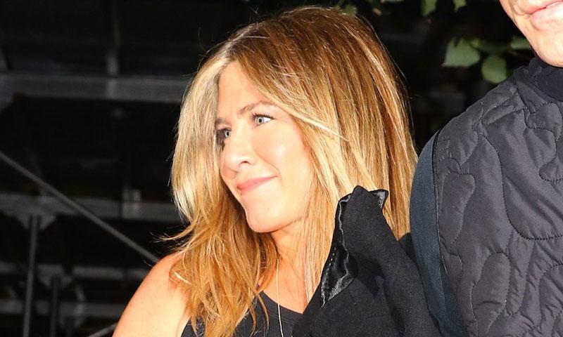 Jennifer Aniston: quien ríe el último, ríe mejor