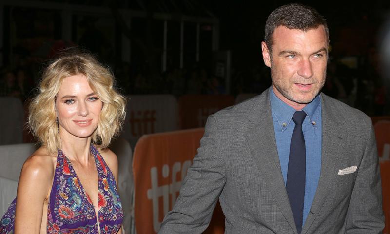 ¡Adiós a otra pareja de Hollywood! Naomi Watts y Liev Schreiber rompen tras 11 años juntos