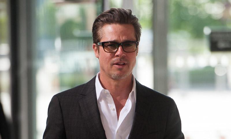 Brad Pitt se aleja para 'centrarse en su familia'