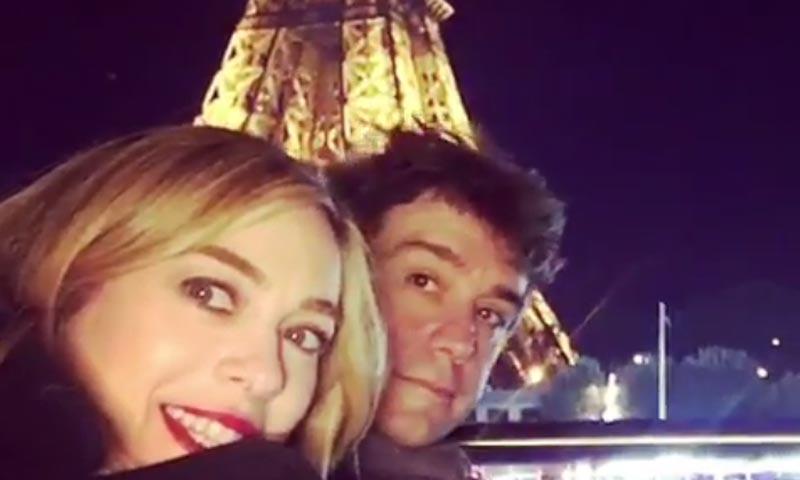 'Siempre nos quedará París': la pre luna de miel de Marta Hazas y Javier Veiga