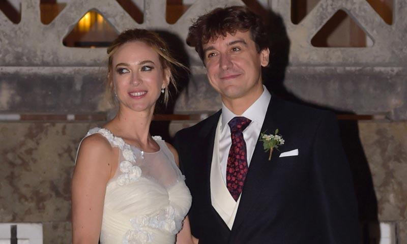Marta Hazas da una segunda vida a sus zapatos de novia