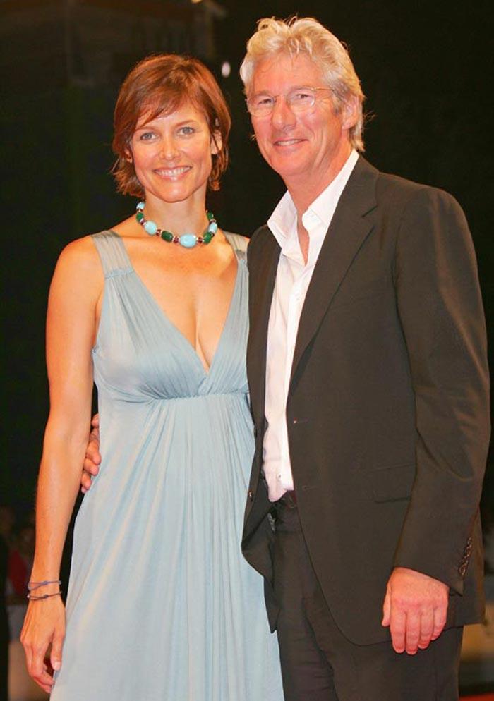 Matrimonio Y Divorcio : Richard gere por fin logra el divorcio de carey lowell