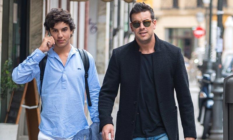 Los hermanos Casas, dos 'modelos' que arrancan suspiros entre el público más jóven