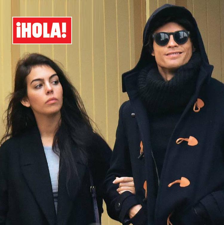 ¡HOLA! descubre el nuevo amor de Cristiano Ronaldo, la española Georgina Rodríguez