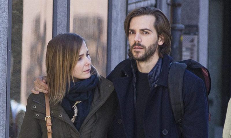 Natalia Sánchez y Marc Clotet, una pareja de cine que no esconde su amor