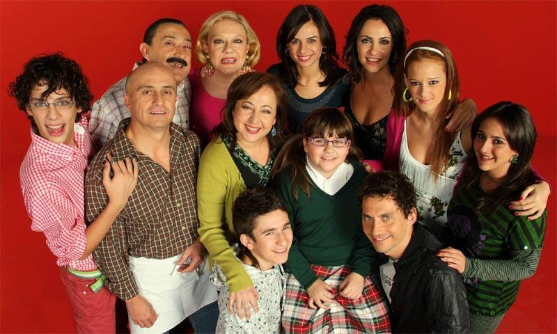 La increíble transformación de Sanseverina Lazar, Aidita en la comedia 'Aída'