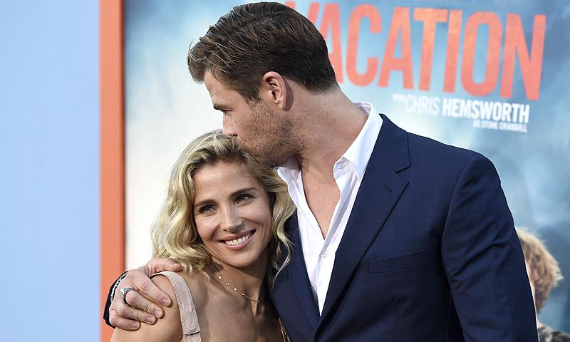 Elsa Pataky y Chris Hemsworth se embarcan en una nueva e inesperada aventura juntos