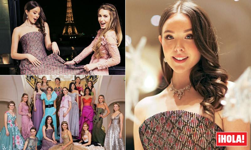 La hija de Annette Bening y Warren Beatty, la última 'aristócrata' de Hollywood en 'tomar' París