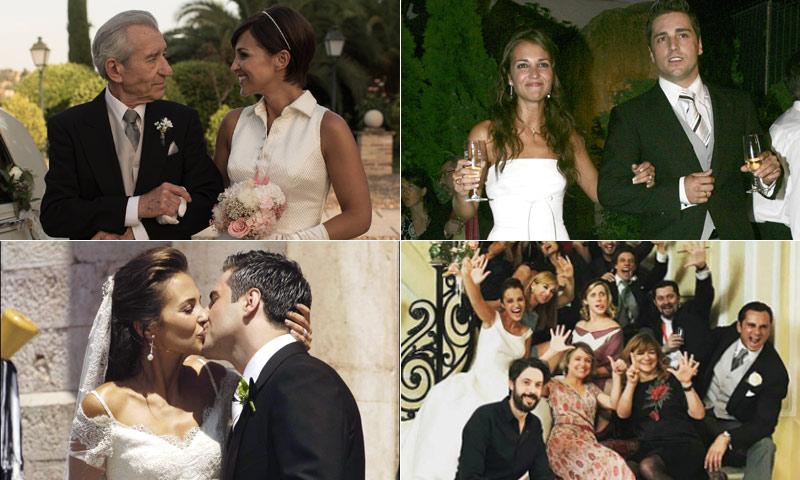 Paula Echevarría vuelve a vestirse de novia en el esperado final de 'Velvet'
