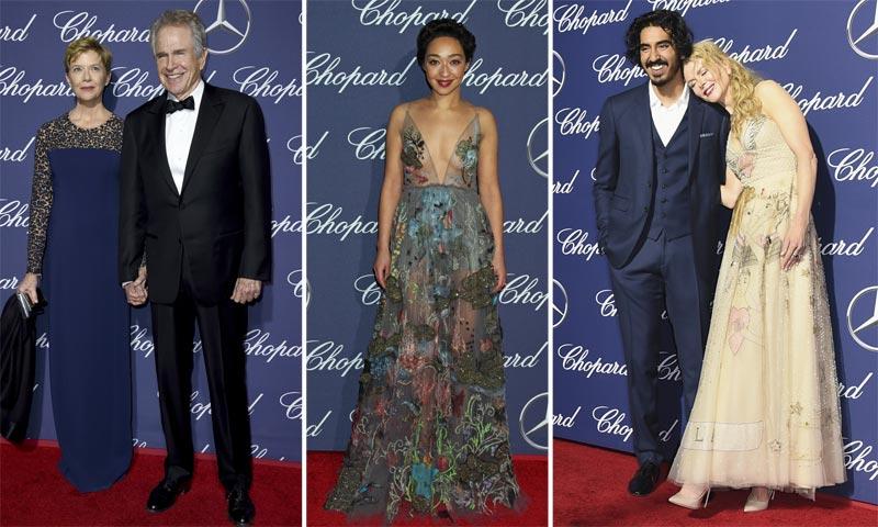 Nicole Kidman, Amy Adams, Natalie Portman... pisan con fuerza la primera alfombra roja de la temporada