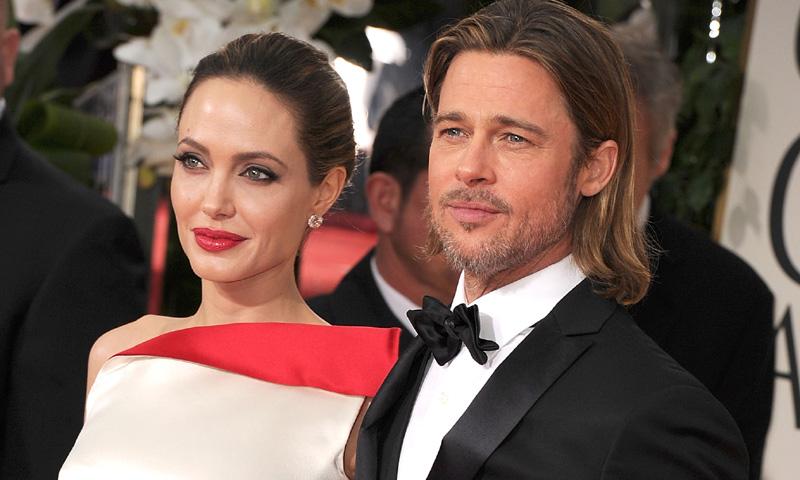¿Qué pareja ha tomado el relevo de Angelina y Brad en los Globo de Oro?