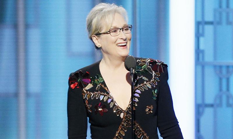 El discurso de Meryl Streep del que todo el mundo habla incluso Donald Trump