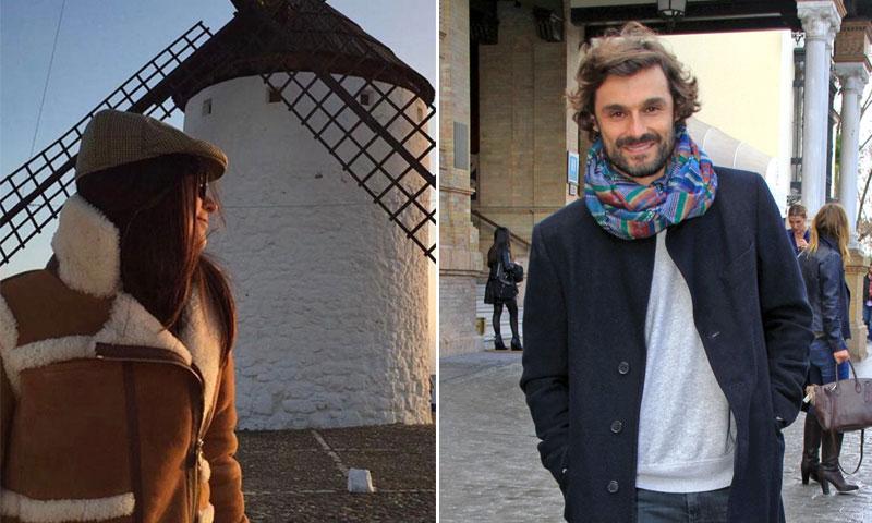 ¿Por qué ha hecho llorar Iván Sánchez a su novia, Ana Brenda Contreras, en su visita a España?