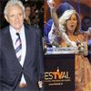 Matías Prats, Luis del Olmo y Ana Rosa Quintana, triunfadores y protagonistas de la clausura del FesTVal de Vitoria