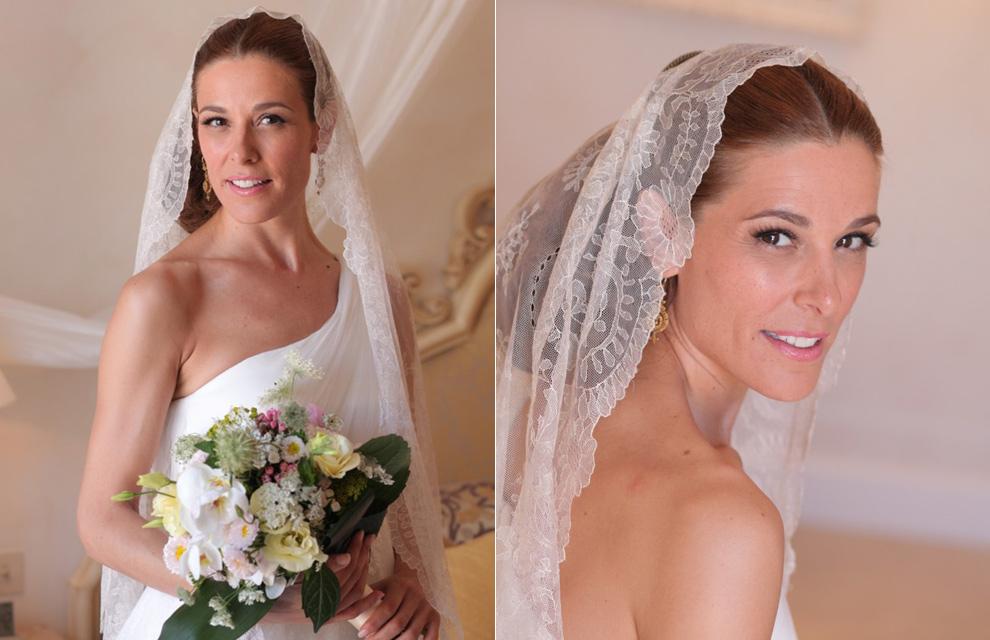 3d87491e Raquel Sánchez Silva desvela los secretos de su vestido de novia