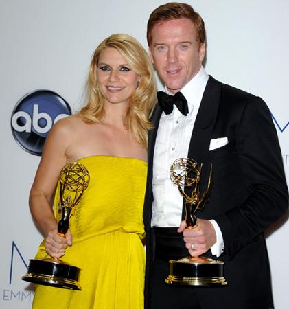 'Homeland' triunfa con seis Emmys y 'Mad Men' protagoniza la peor derrota de la historia