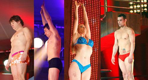 Récord de audiencia en el estreno de 'Splash', ¿cuáles fueron los mejores saltos?