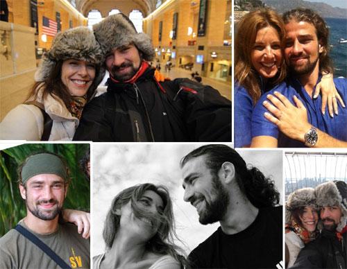 Raquel Sánchez Silva y Mario Biondo, un amor truncado por el destino