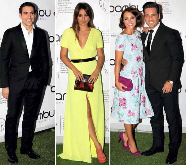Blanca Suárez y Miguel Ángel Silvestre, Paula Echevarría, Amaia Salamanca... celebran juntos un cumpleaños muy especial