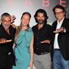 Rodolfo Sancho estrena la segunda temporada de 'Isabel', sin 'Isabel', en el Festival de Vitoria