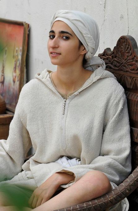 Adriana ugarte en los castillos de carton - 4 7