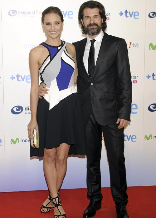 Michelle Jenner y Rodolfo Sancho conquistan Granada y al público en el último capítulo de 'Isabel'