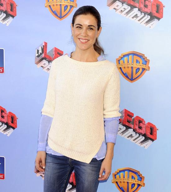 Raquel Sánchez Silva 'deja sitio' para el cine