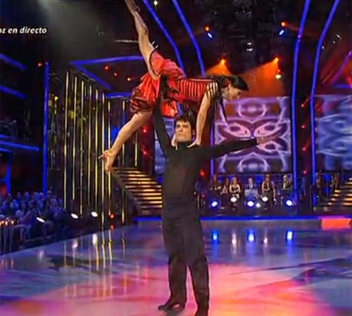Miguel Abellán sale por la puerta grande de ¡Mira quién baila! y Nicolás Vallejó Nágera por la de atrás