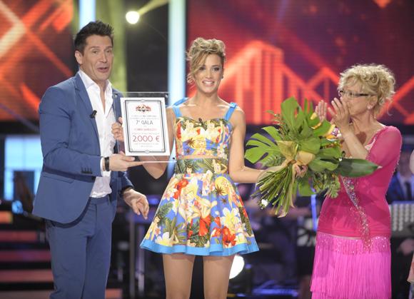 Norma Duval salta a la pista de '¡Mira quién baila!' con el rey del 'Gangnam Style'