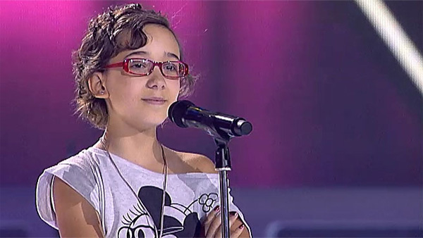 La familia de Iraila acepta que se realice un homenaje póstumo a la pequeña en 'La Voz Kids'