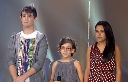 Así se despidió Iraila en 'La Voz Kids': 'A partir de ahora voy a seguir sonriendo'