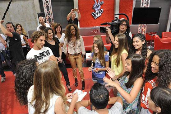 La gaditana María Parrado, de 12 años, gana la primera edición de 'La Voz Kids'