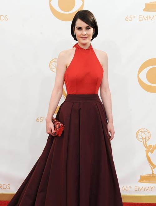 Michelle Dockery, Mary en 'Downton Abbey': 'Ella no es tan cariñosa como lo sería yo con un bebé'