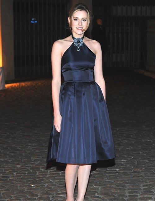 Lady Edith Crawley (Laura Carmichael) se enamora en 'Downton Abbey': 'Su historia de amor es diferente'