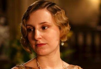 Lady Edith (Laura Carmichael) se enamora en 'Downton Abbey': 'Su historia es diferente'